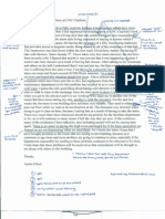 Complaint Letter Peer Review