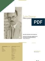 Leon Dourge. Obras y Proyectos