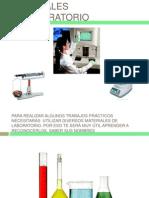 Materiales  y  Equiupos  de Laboratorio