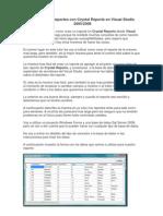 Creación de Reportes con Crystal Reports en Visual Studio 2005.docx