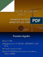 Derecho de Autor en Chile
