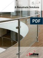 balustrade solutions