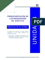Administración Financiera I - Unidad 4