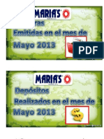 Inicios Meses 2013