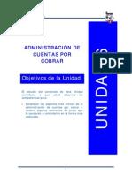 Administración Financiera I - Unidad 6