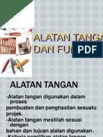 Alatan Tgn Dan Fungsi