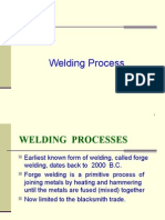 AI- Welding Process