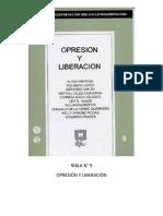 Ribla 09 Opresion y Liberacion
