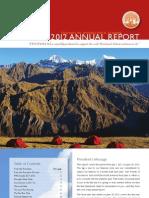 Friends of Woodstock School Annual Report 2011-2012