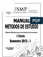 m. Metodos de Estudio