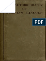 Abraham Lincoln Autobiography