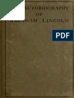 Abraham Lincoln Autobiography