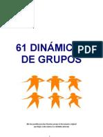 61 DINÁMICAS DE GRUPO.      H.LIRA