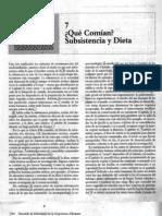 Arqueología. Teorías, Métodos y Practicas - Colin Renfrew & Paul Bahn. Pg. 243 - 281