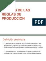 Sintaxis de Las Reglas de Produccion(Moises-Armando)