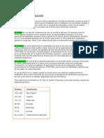 Interpretación índices generales wisc III