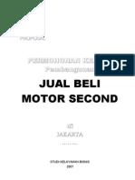 Jual Beli Motor Second