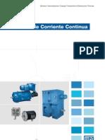 WEG Motor de Corriente Continua 50037241 Catalogo Espanol (1)