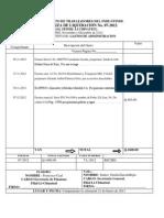 Poliza de Administracion 7 Noviembre y Diciembre 2012