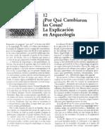 Arqueología. Teorías, Métodos y Practicas - Colin Renfrew & Paul Bahn. Pg. 425 - 455