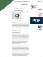 200. Geburtstag von Søren Kierkegaard_ Reflexion von Anfang bis Ende - Literatur und Kunst Nachrichten - NZZ.ch