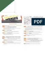 Programa Encuentro Sociología Ordinaria Madrid 2013