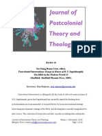 Review Postcolonial Interventions