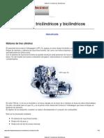 Motores Tricilindricos, Bicilindricos