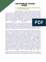 Culturas Agroalfareras Surandinas y Grupos Pescadores de La Costa Del Desierto