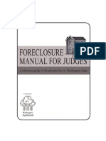 Foreclosure Manual for Judges - Wa Appleseed (1)