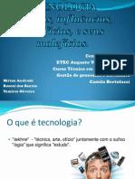 Slide Tecnologia