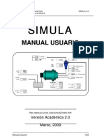 SIMULA Manual Usuario