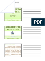 01 - Curso Substituição Tributária - ICMS BA  - Apostila 2012.pdf