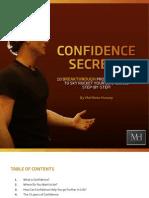 Confidence Secrets Matthew Hussey