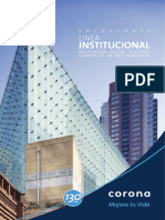 Catalogo Institucional CORONA