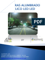 Catalogo Alumbrado Publico Led 2012