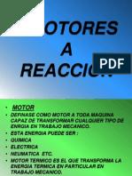 Motores a Reaccion