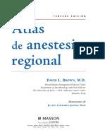 Anastesia Regional