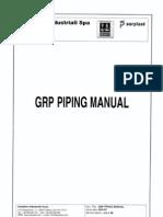 Grp Piping Manual