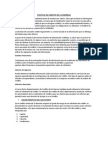 POLÍTICAS DE CREDITO Y COBRANZA