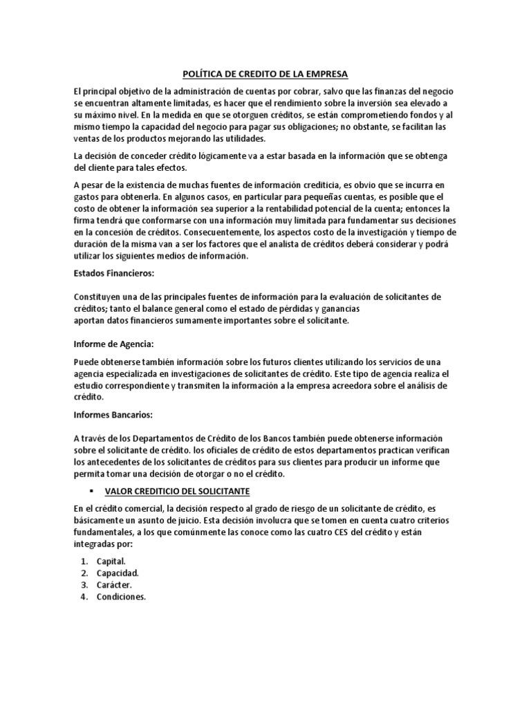 Hermosa Plantilla De Política De Cuentas Por Pagar Componente ...