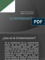 La Contaminación (1)