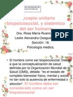 Concepto unitario biopsicosocial, y sistémico del ser.pptx