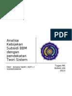 Ashabul Kahfi 122020100039 - Tugas MK Sistem An