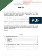 ADM - Funções da Administração