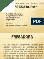 FRESADORA----