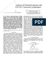 A Comparative Analysis of Switched-Capacitor and