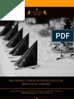 Della Casa Hospitality - Proposal