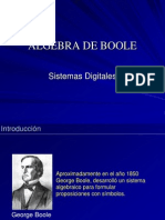 5. Algebra de Boole