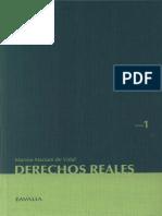 Derechos Reales - Tomo I - Marina Mariani De Vidal.pdf